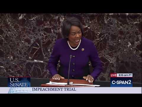 U.S. Senate: Impeachment Trial (Day 12)