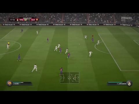 Barcelona vs. Real Madrid 1
