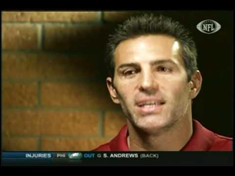 NFL Gameday : Exclusive Kurt Warner Interview