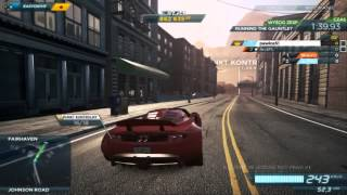 Need For Speed Most Wanted 2012 - Hennessey Venom GT Spyder