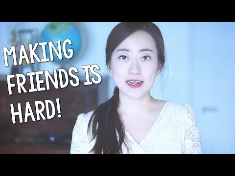 Why It's so hard to make friends in Korea