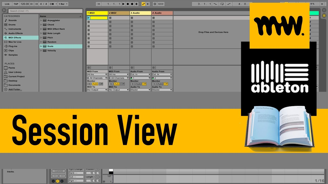 session view ableton live manual 8 youtube rh youtube com ableton 8 manuale italiano ableton live 8 manual