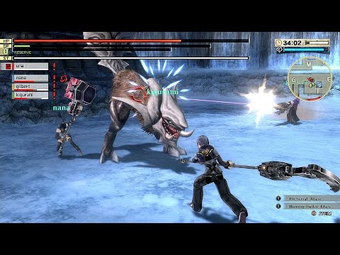 God Eater 2: Rage Burst: Quick Look