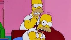 Homers Mörderischer Doppelgänger - Simpsons Clips (S12E6)