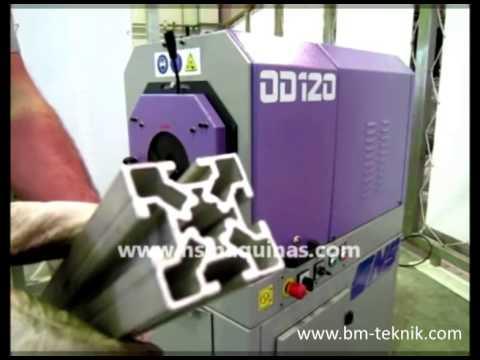 end deburring machine