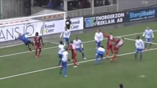 Östersunds FK - IFK Värnamo 1-1 Mål 2015