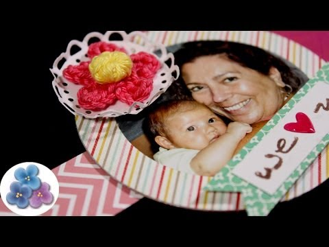 How to make Refrigerator Magnets as Favors DIY scrapbooking Papercraft Craft Ideas Mathie