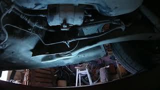видео Замена топливного фильтра на автомобиле Chery Kimo (Чери Кимо)