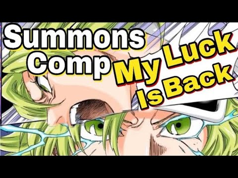 Epic Summons Compilation! The Luck Is BACK! Part 1| Bleach Brave Souls