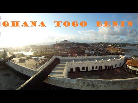 Street life in Ghana, Togo and Benin 🇬🇭 🇹🇬 🇧🇯