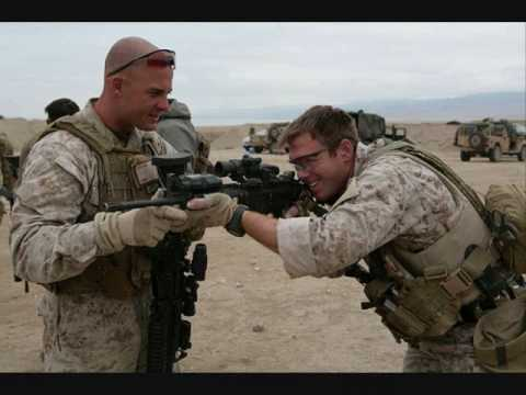 US Marine special ops