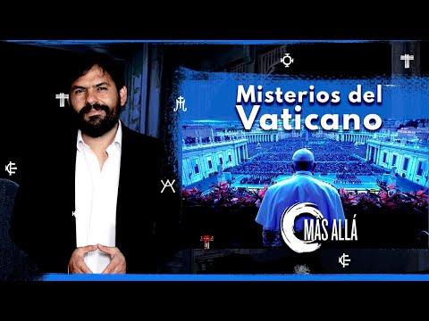 Más Allá | Misterios del Vaticano, un lugar sagrado y el escenario de eventos retorcidos.