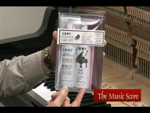 Proper Piano Maintenance, Bob Rustigian, The Music Score, LLC