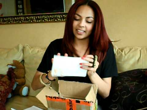 Ashley Everett, Surprise B'Day Gift From Holland!!!!!!