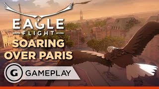 Eagle Flight - Race for the Prey VR Gameplay
