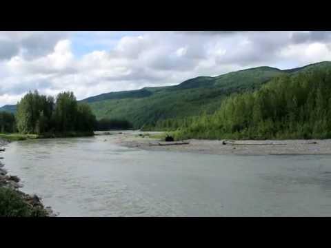 A Trip Down The Alaska Railroad Line   Denali To Anchorage   Alaskan Cruise Adventure