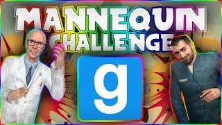 UN MANNEQUIN CHALLENGE SUR GARRY'S MOD ! | GMOD DARKRP FR | GANG9STAR