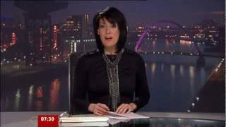 Catriona Shearer & Gillian Smart   30 1 12  7 26am   News & Weather