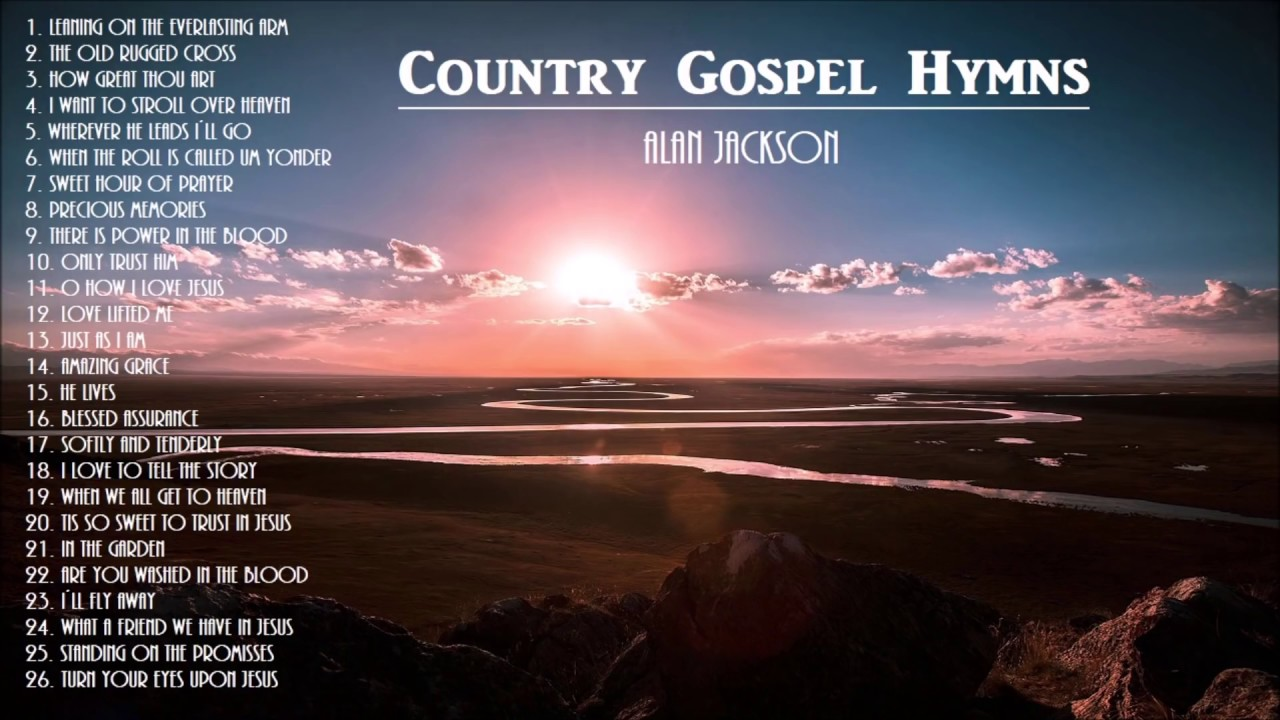 alan jackson gospel songs free download