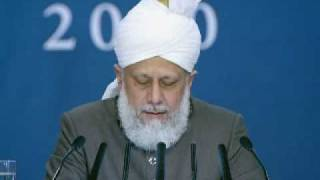 Friday Sermon: 25th June 2010 - Part 7 (Urdu)