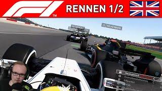 Der Große Preis von Großbritannien 🎮 F1 2017 Sauber Season 2 #29