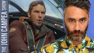 Taika Waititi Refuses To Direct Guardians 3 - The John Campea Show