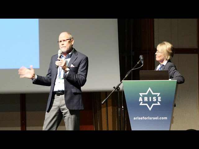 Glen & Shirley Posladek, AB May Keynote :: ARISE Summit 2018