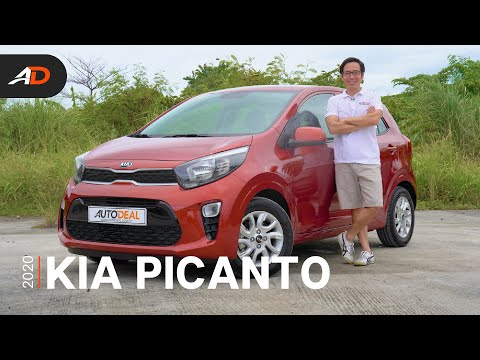 2020 Kia Picanto Review – Behind the Wheel
