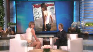 Taylor Swift Talks '1989' (Subtitulado)