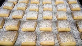 Мягкое домашнее печенье на сметане! Очень вкусное и нежное!