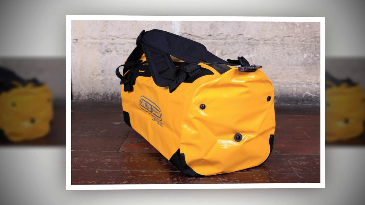 88e7381362 Ortlieb Duffle 60 - YouTube