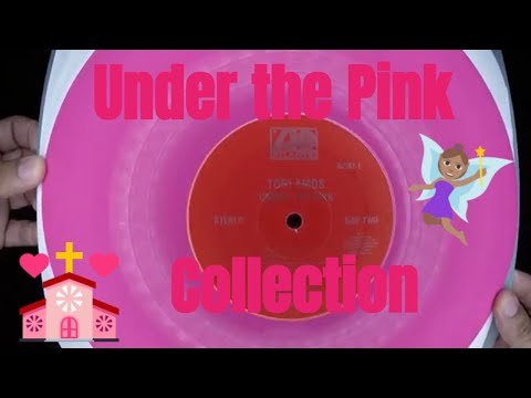 Tori Amos Under the Pink Collection
