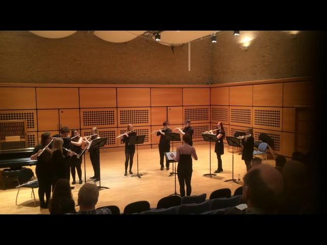Blowsoc Flute Ensemble: Pizzicato Polka