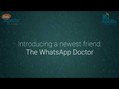 Online Doctor Consultation is now just a WhatsApp away