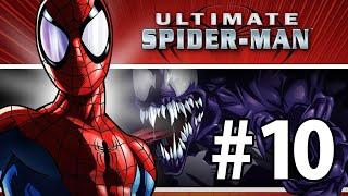 Ultimate Spider-Man - PC Walkthrough Gameplay Part 10 - Colecţionarul de mostre (în română)
