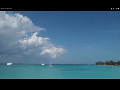 Discover the Bahamas