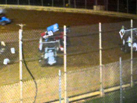 Lanco Opener 2011 - Esh Leads 600s; Rutherford Spins