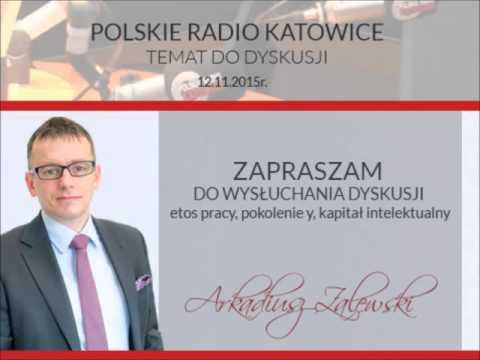 Polskie Radio Katowice, Arkadiusz Zalewski