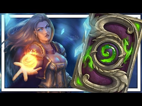 Hearthstone: Heat of the Moment (Mage Standard)