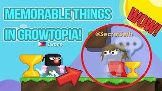 Memorable things you surely missed!   Growtopia