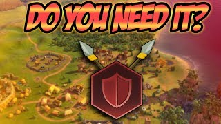 Do You Need Encampments in Civilization VI?