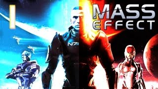 Mass Effect Walkthrough - Part 1 - Anomaly (PC Gameplay / Commentary)