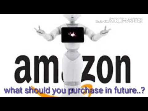 What should be sell in the future by Amazon  Amazon tech products in future