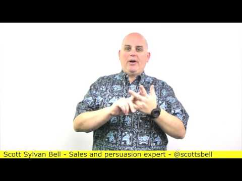 How to plan for successful sales training - Define the real problem (1 of 4) Scott Sylvan Bell