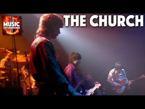 THE CHURCH  The Blurred Crusade   Concert 1982