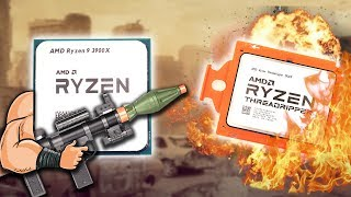 AMD destroys itself