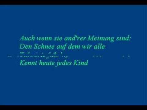 der kommissar lyrics german