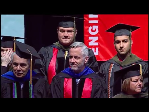 UIC College of Pharmacy Commencement Ceremony - May 2017
