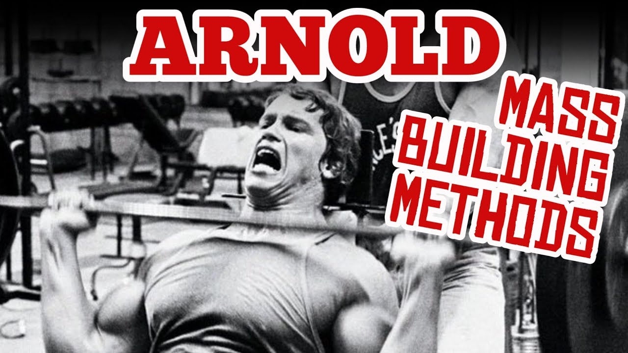 Build aesthetic muscle mass like arnold numero uno youtube build aesthetic muscle mass like arnold numero uno malvernweather Gallery