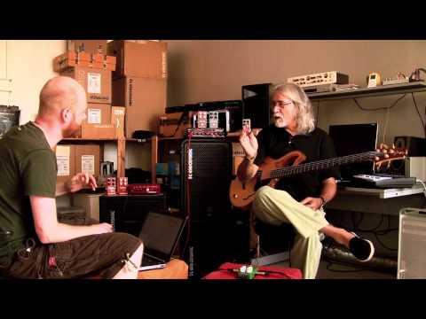 "Carles Benavent's ""Vano"" TonePrint for Corona Chorus"